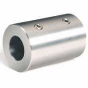 Climax Metal, Metric Set Screw Coupling, MRC-25-S, Stainless Steel, 25mm