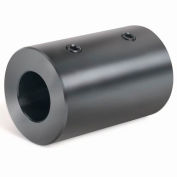 Climax Metal, Metric Set Screw Coupling, MRC-40, Black Oxide, 40mm
