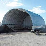 Econoline Storage Building 30'W x 15'H x 35'L White Pony Wall