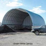 Econoline Storage Building 30'W x 15'H x 70'L Green Pony Wall
