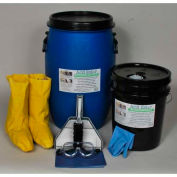 Acid Eater Quick Response Spill Kit, 15-Gallons, Clift Industries, 1006-015