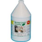 Beyond Green Cleaning Manual Dish Detergent Liquid, Unscented, Gallon Bottle, 4 Bottles - 6701-004