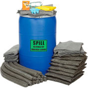 Chemtex SPK55B-U Drum Spill Kit, Universal, 55-Gallon