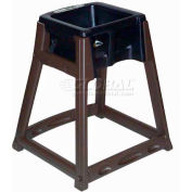Koala Kare® KidSitter™ High Chair, Dark Brown Frame/Black Seat