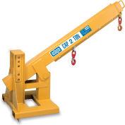 """Contrx Pivot Boom Jib-Lift Crane PB-JLT424 - capacité de 4000 lb - 24"""" le centre de la fourche fourches"""