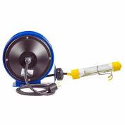 Coxreels PC10-3016-C Compact efficace Heavy Duty puissance enrouleur w / un Fluor. Tube de lumière, 16 Ga.