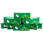 Poopy Pouch Universal Pet Waste Bags, 10 Rolls of 200 Bags/Roll