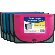 C-Line produits porte-documents extra-large, cousu, qté par paquet : 5