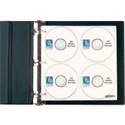 C-Line Products CD Ring Binder Kit, 1/EA