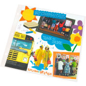C-Line Products Memory Book 12 x 12 Scrapbook Page Protector, Top Load, Non-glare, 25/BX - Pkg Qty 2