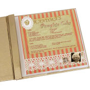 C-Line Products MINI Memory Book Scrapbook Page Protector, Top Loading, Clear, 8 x 8, 25/BX - Pkg Qty 2