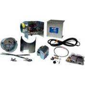 Champ contrôle gaz multi-appareil Kit avec Purge de poste fixe et contrôle de projet CK-91FV