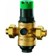 "Honeywell 3/4"" DS06 Dialset Low Lead Pressure Regulating Valve - Double Union Sweat"