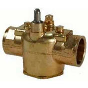 "Erie 3/4"" 3-Way General Purpose Sweat Valve Body, 5.0 CV VT3315"