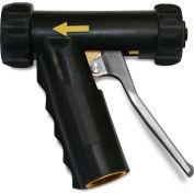 Sani-Lav® N1B Mid-Sized Brass Spray Nozzle - Black