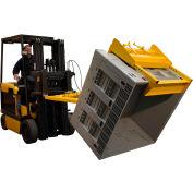 Truck Powered Crate Turner-Dumper - 3000 Lb. Capacity