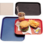 "Cambro 1216FF106 - Tray Fast Food 12"" x 16"",  Light Peach - Pkg Qty 24"
