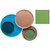 """Cambro 1300113 - Camtray 13"""" Round,  Lime-Ade - Pkg Qty 12"""
