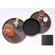 "Cambro PT1600167 - Tray Polytread 16"" Round,  Brown - Pkg Qty 12"