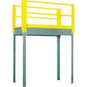 "Equipto 976S10 Catwalk, 72"" High Unit, Walkway 120"" x 48"""