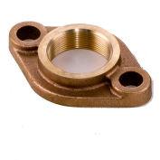 "Dake Couplings 2030-LF, Lead Free Brass Water Meter 1-1/2"" Brass Flange"