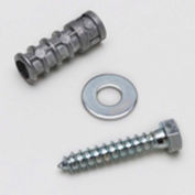 Commercial Zone Bolt-Down Hardware
