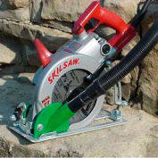 """Saw Muzzle Dust Collector for 7-8"""" Skil™ and Bosch™ Worm Drive Circular Saws"""