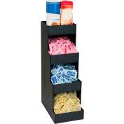 Dispense-Rite® CTVH-4BT - Condiment Organizer, 4 Sections, Countertop