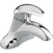 American Standard 7385045.002 Reliant3 Single Control Centerset Faucet W/Drain, Supplies & Adapters
