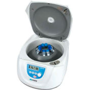 SCILOGEX DM0412 LCD Digital Clinical Centrifuge, 8-Place Rotor, 110-240V, 50/60Hz