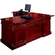 "Flexsteel Left Executive ""L""Desk - 66""L x 78""W x 30""H - Keswick Series"