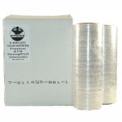 "XH Series Hand Wrap Stretch Film 12.8""W x 1476'L, 47 Gauge 4 Rolls Per Pkg - Pkg Qty 4"