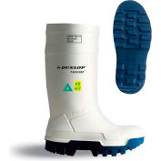 Dunlop® Purofort® Thermo+ Full Safety Men's Work Boots, Size 11, White