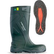 Dunlop® Purofort+® Full Safety Men's Work Boots, Size 5, Green