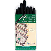 Dri-Mark® Smart Money Counterfeit Bill Detector Pen 351R-1 for US Currency, Price for 12/Pack