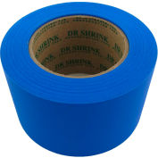 "Dr. Shrink Preservation Tape 3""W x 108'L 10 Mil Blue - Pkg Qty 16"