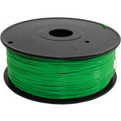 3D Stuffmaker PLA 3D Printer Basic Filament, 1.75mm, 1 kg, Green