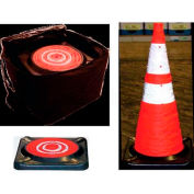 "Dicke Safety 28"" Collapsible Cone with Storage Bag, 5/PK, CC5B"