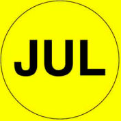 "Jul 2"" - Bright Yellow / Black"