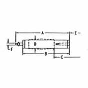 Dumore 802-0024 Insert Spindle, Series 57