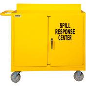 Durham Mfg® Spill Response Cart 2210-50 1200 Lb. Cap. - 36 x 18