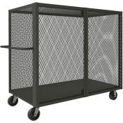Durham Mfg® Clearview Mesh sécurité camion HTL-3660-DD-95-60-1/2 x 38-1/16