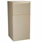 dVault dépôt Vault boîte aux lettres et colis Drop DVCS0020 - Free Standing - accès arrière - sable