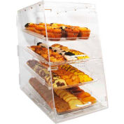 Winco ADC-4 4-Tray Display Case