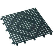 Winco BML-12K Interlocking Bar Mat - Pkg Qty 12