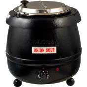 Winco ESW-66, Electric Soup Warmer, 120 Volt
