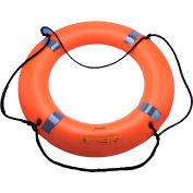 "Datrex DX0325D Deck Buoy, USCG/SOLAS/MED/TC, Orange, 30"""
