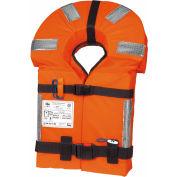 VeleriaSan Giorgio VSMK10AM VSG Life Jacket, SOLAS/MED, Orange, Adult/Oversize