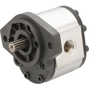 Dynamic Hydraulic Gear Pump 1.95 cu.in/rev, Spline 9 Tooth Shaft,Shaft,