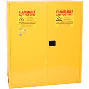 Eagle Hazmat Cabinet with Manual Close - 110 Gallon